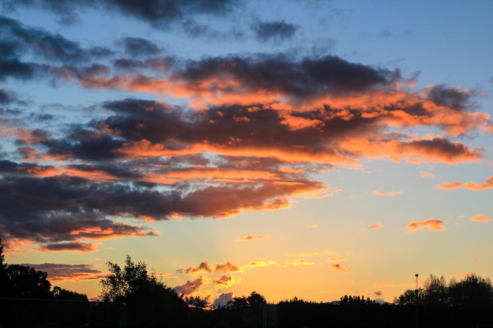 new-zeland-sunset