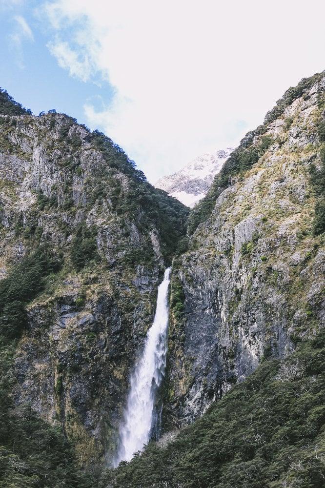waterfall-new-zealand